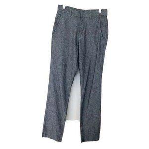 American Apparel Dress Pants Gray Work Career 28